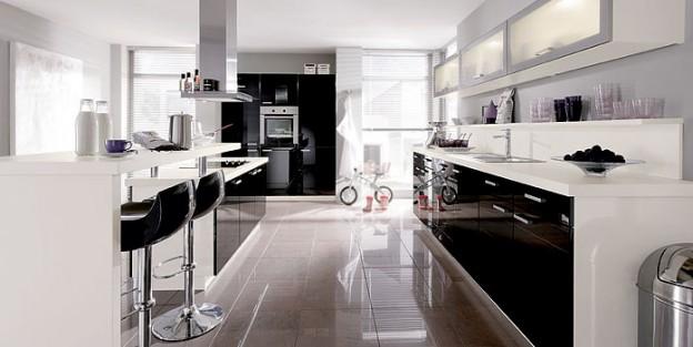 black&white היי גלוס שחור לבן