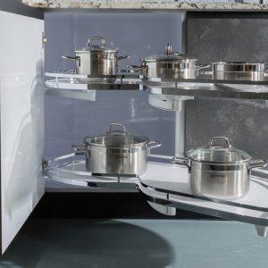 פתרונות פינה למטבח